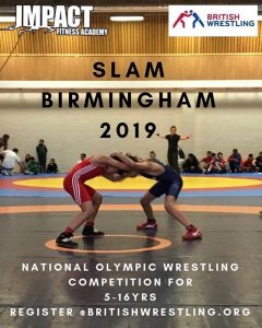 wrestling competition